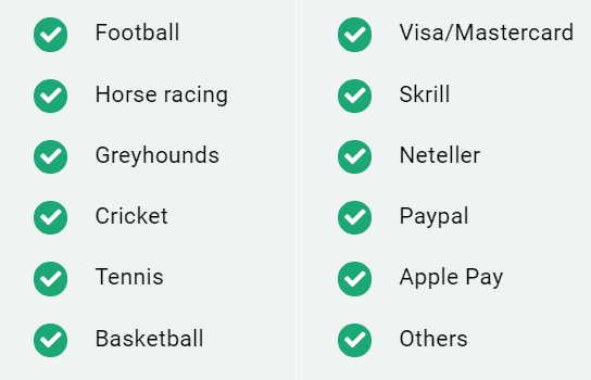 Paddy Power App Features