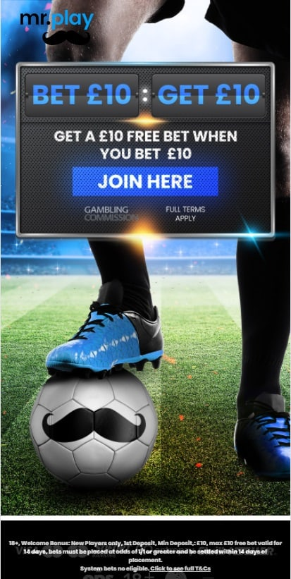 mr play sign. up offer